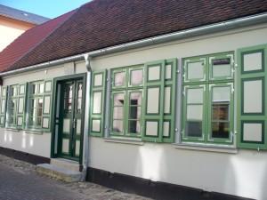 Geburtshaus von Franz Bunke
