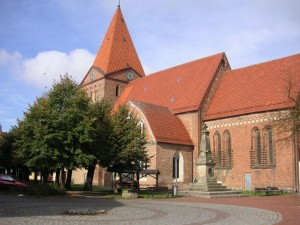 St.Pauls Kirche in Schwaan