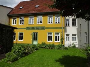 Apothekenmuseum de olle Apteik