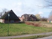 Hallenhaus in Wiendorf