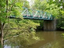 Brücke über die Warnow