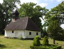 Kirche in Göldenitz