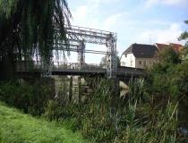 ehemalige Hubbrücke